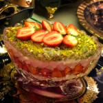 Delícia de Frutas Vermelhas