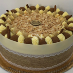 Torta de Canela